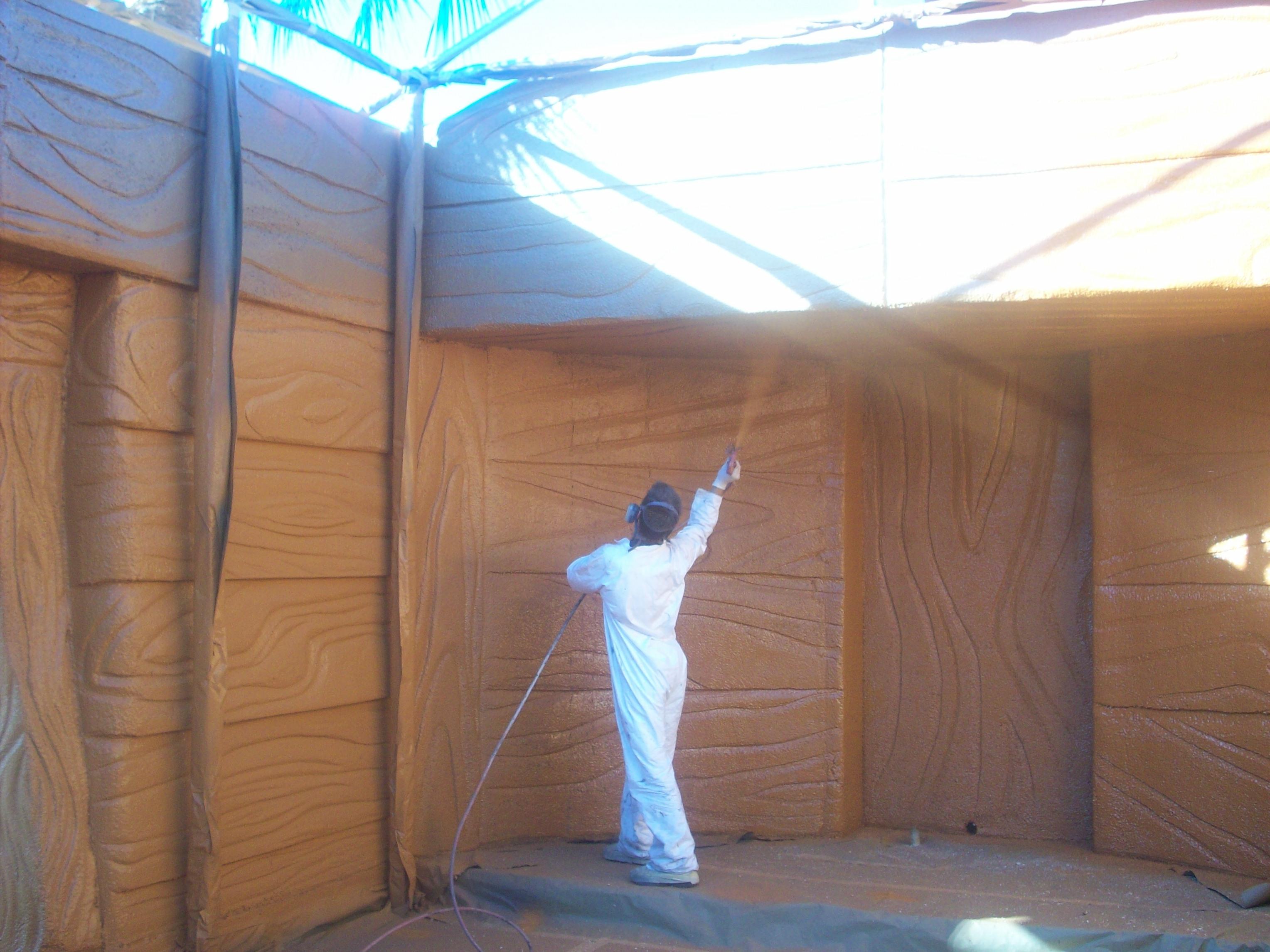Foam Hardcoating | Polyurea Coating Experts - Hotspray