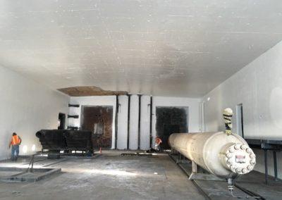 SpaceX Complex 40 - Fire Restoration