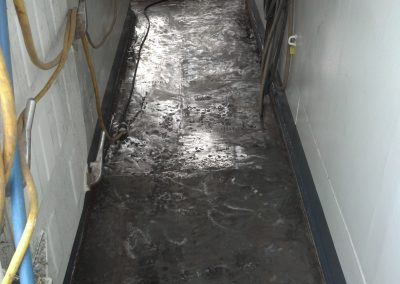 Floor Coatings - USCGC Gallatin Ship Walkway