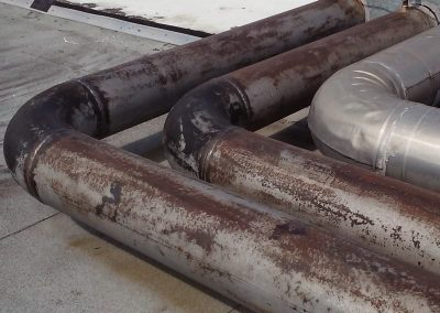 Industrial Pipe Coating