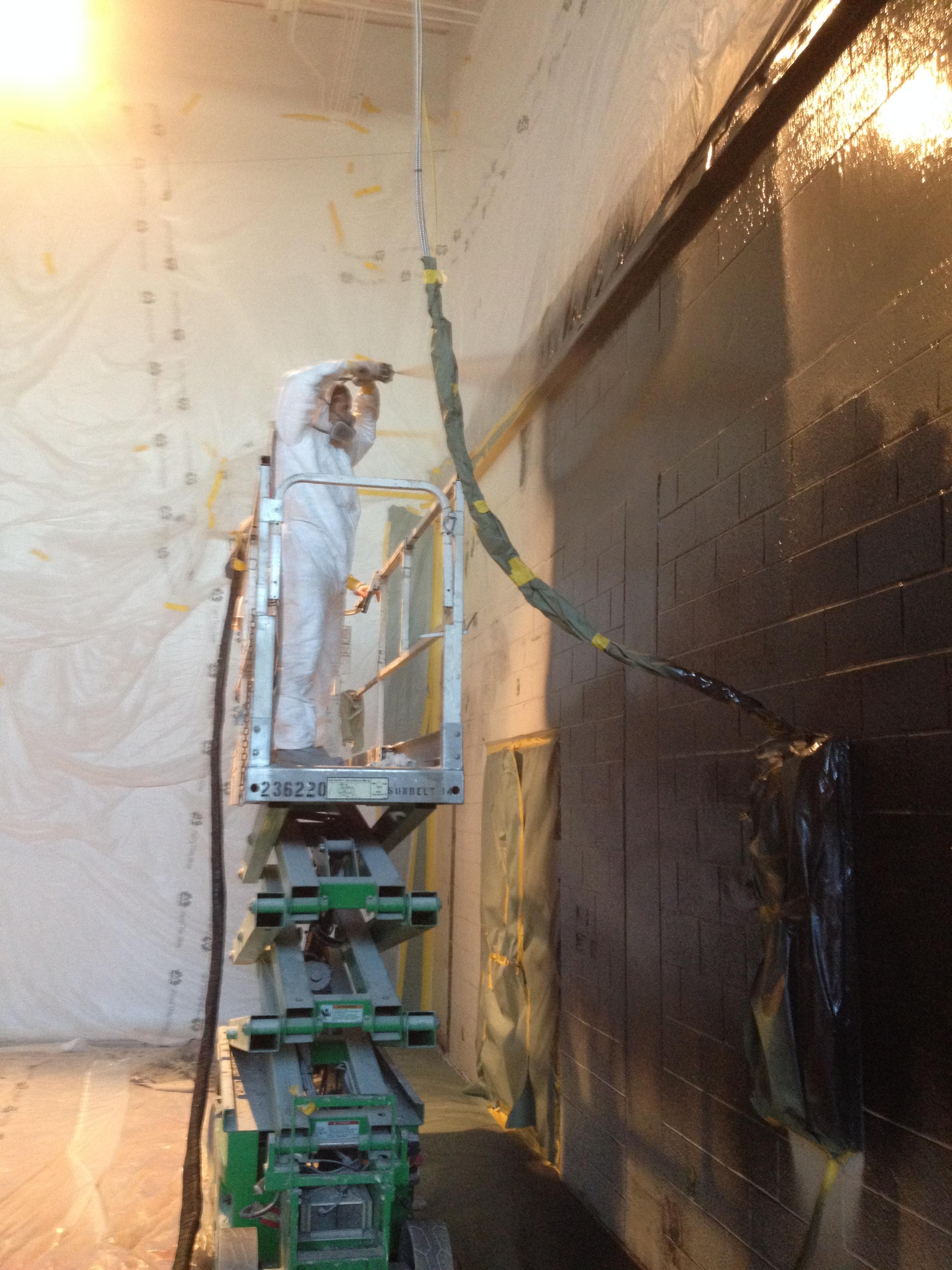 Polyurea | Polyurea Coating Experts - Hotspray Industrial Coatings
